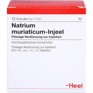 NATRIUM MURIATICUM INJEEL Ampullen