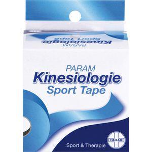 KINESIOLOGIE Sport Tape 5 cmx5 m blau