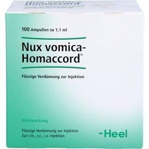 NUX VOMICA HOMACCORD Ampullen