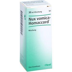 NUX VOMICA HOMACCORD Tropfen