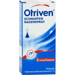 OTRIVEN 0,1% Nasenspray f.Erw.u.Schulkinder
