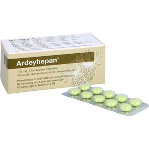 ARDEYHEPAN überzogene Tabletten