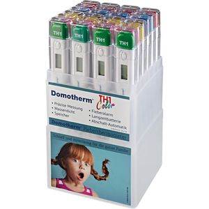 DOMOTHERM TH1 color Fieberthermometer