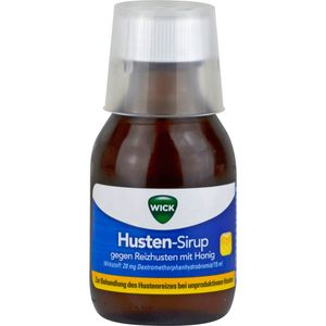 WICK Husten Sirup gg.Reizhusten m.Honig