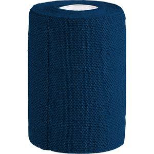 HÖGA-LASTIC-haft Binde 8 cmx5 m blau