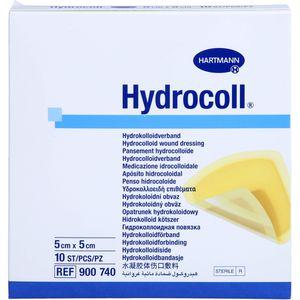 HYDROCOLL Wundverband 5x5 cm
