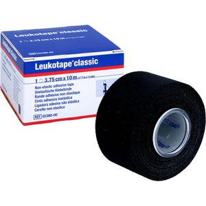 LEUKOTAPE Classic 3,75 cmx10 m schwarz