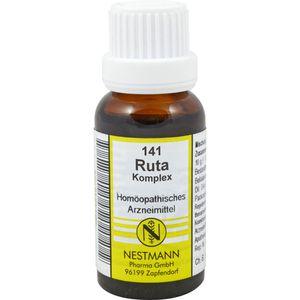 RUTA KOMPLEX Nr.141 Dilution