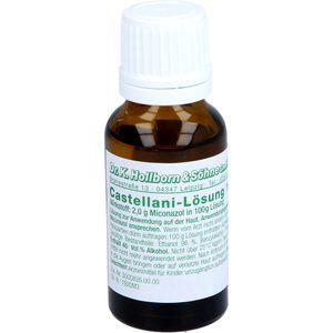 CASTELLANI m. Miconazol Lösung