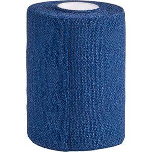 HÖGA-LASTIC-haft Binde 10 cmx5 m blau
