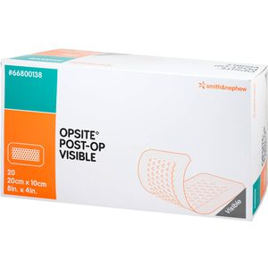 OPSITE Post-OP Visible 10x20 cm Verband