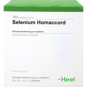 SELENIUM HOMACCORD Ampullen