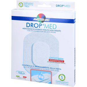DROP med 8x10 cm Wundverband steril Master Aid