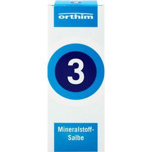 MINERALSTOFF-Salbe Nr.3