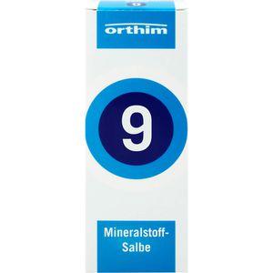MINERALSTOFF-Salbe Nr.9