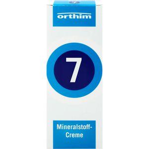 MINERALSTOFF-Creme Nr.7