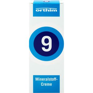 MINERALSTOFF-Creme Nr.9