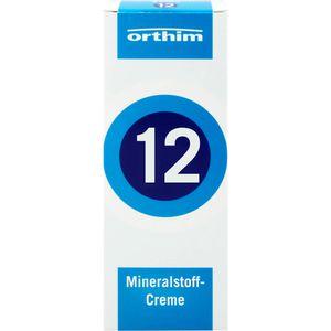 MINERALSTOFF-Creme Nr.12