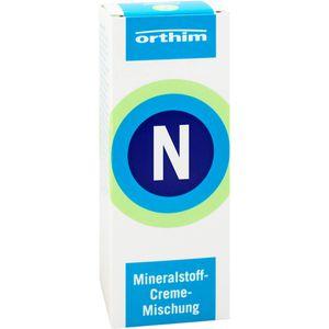 MINERALSTOFF-Creme-Mischung N