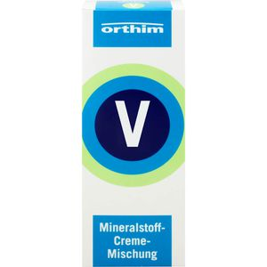 MINERALSTOFF-Creme-Mischung V