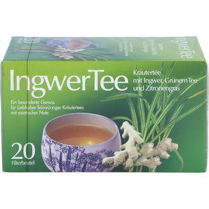 INGWER TEE Filterbeutel