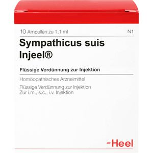 SYMPATHICUS SUIS Injeel Ampullen
