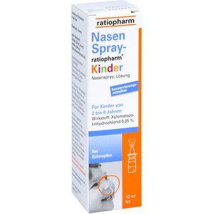 NASENSPRAY-ratiopharm Kinder kons.frei