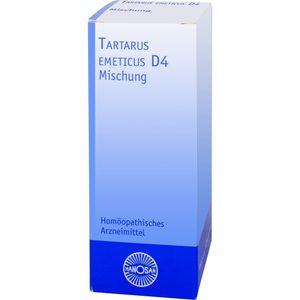TARTARUS EMETICUS D 4 Dilution