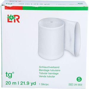 TG Schlauchverband Gr.5 20 m weiß