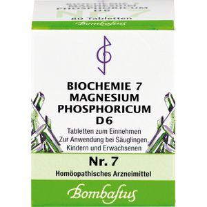 BIOCHEMIE 7 Magnesium phosphoricum D 6 Tabletten