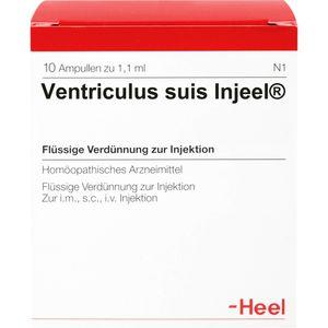 VENTRICULUS SUIS Injeel Ampullen