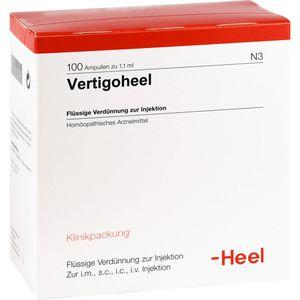 VERTIGOHEEL Ampullen