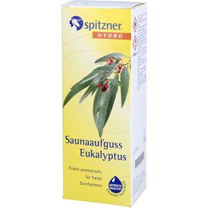 SPITZNER Saunaaufguss Eukalyptus Hydro