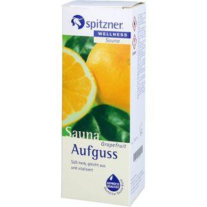 SPITZNER Saunaaufguss Grapefruit Wellness