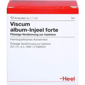 VISCUM ALBUM INJEEL forte Ampullen