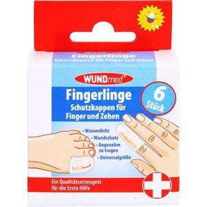 FINGERLING Schutzkappen für Finger und Zehen