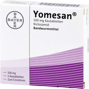 YOMESAN 500 mg Kautabletten
