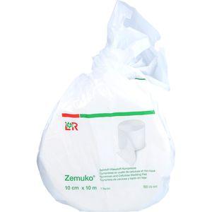 ZEMUKO Vliesstoff-Kompr.gerollt 10 cmx10 m