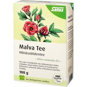 MALVATEE Hibiskusblütentee Bio Salus