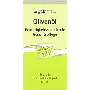 OLIVENÖL FEUCHTIGKEITSSPENDENDE Gesichtspflege
