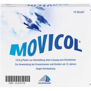 MOVICOL Beutel Pulver