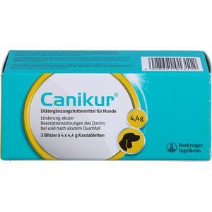 CANIKUR Tabletten vet.