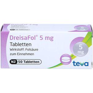 DREISAFOL Tabletten