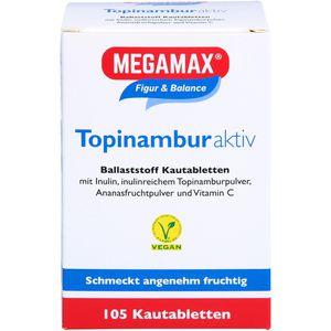 TOPINAMBUR AKTIV MEGAMAX Kautabletten