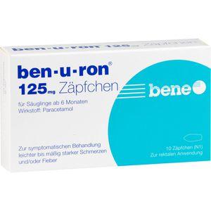 BEN-U-RON 125 mg Suppositorien