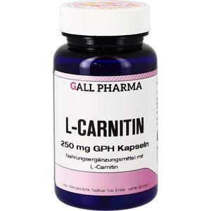 L-CARNITIN 250 mg Kapseln
