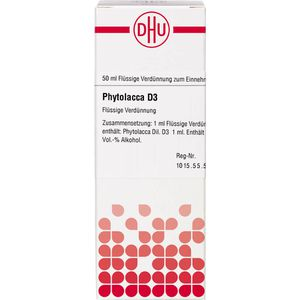 PHYTOLACCA D 3 Dilution