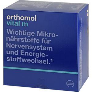 ORTHOMOL Vital M Granulat/Kap./Tabl.Kombip.30 Tage