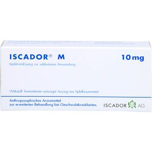 ISCADOR M 10 mg Injektionslösung