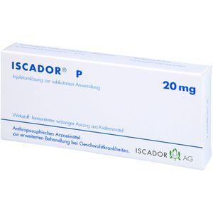 ISCADOR P 20 mg Injektionslösung